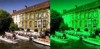 Martins-orangerie-hotel-brugge vert et couleur